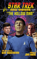 "Star Trek New Visions #9 ""The Hollow Man"""